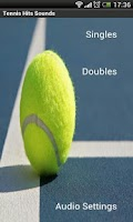 Screenshot of Tennis Hits Sounds