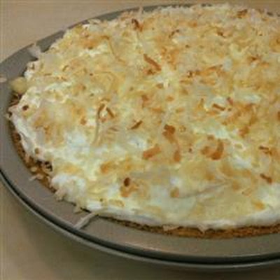 Coconut Cream Pie VII