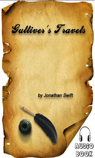 Gulliver's Travels Audio Book