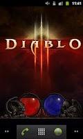 Screenshot of Diablo 3 Resources