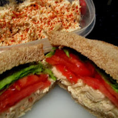 Toasty Chicken Salad Sandwiches