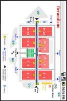 Screenshot of Milan fairground map