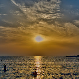 Jumeirah beach dubai by Aamir Munir - Landscapes Beaches ( jumeirah beach, dubai )