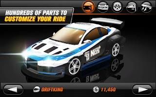 Screenshot of Drift Mania Championship 2 LE