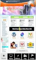 Screenshot of Internet Hosting Network