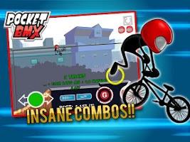 Screenshot of Pocket BMX