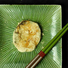 Toasted Mochi in Soybean Flour (Kinako Mochi) Recipe