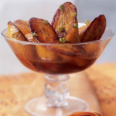 Plantains in Temptation Sauce