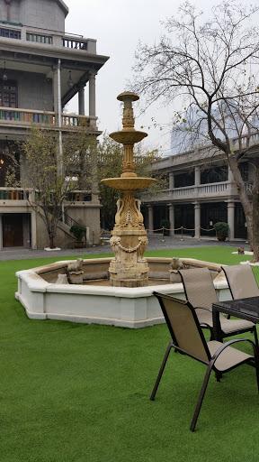庆王府喷泉