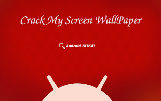 Screenshot of Crack My Screen Live Wallpaper