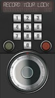 Screenshot of Combination Lock