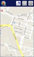 Screenshot of Wien offline map & metro