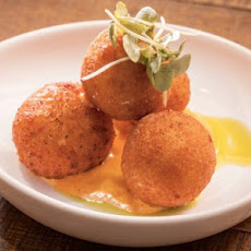 Recipe Of The Day: Saffron Arancini
