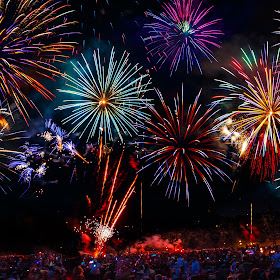 Canada Day Fireworks 2014 #1.jpg