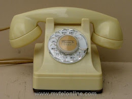 Desk Phones - Western Electric 302 Ivory 1