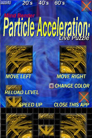 MindBender ParticlePuzzle DEMO