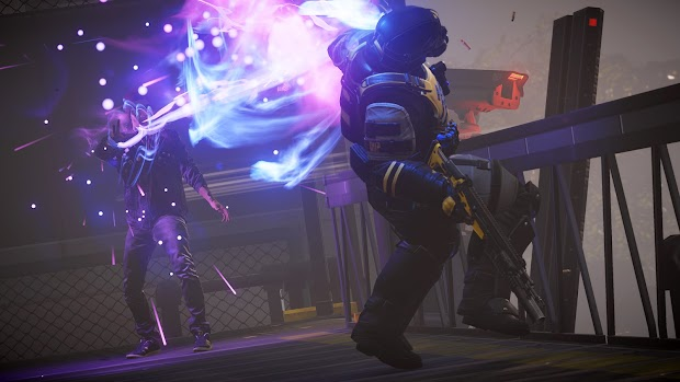 inFamous: Second Son due this March, will run in 1080p