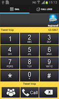 Screenshot of Tweet Voip