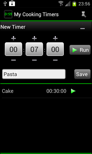 My Cooking Timers Pro