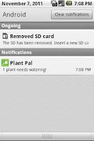 Screenshot of Plant Pal
