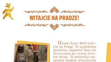 Screenshot of Warszawa Praga Wita!
