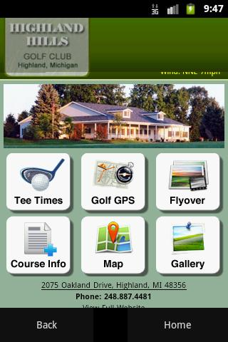 Highland Hills Golf Course