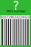 Screenshot of IMEI Checker