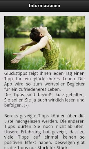 【免費生活App】Glückstipps-APP點子