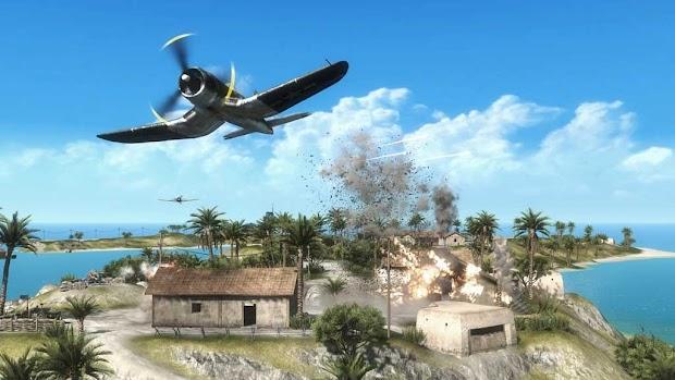 EA on Battlefield 1943