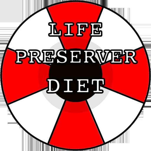 The Life Preserver Diet App LOGO-APP點子