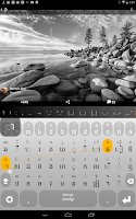 Screenshot of Khmer Keyboard plugin