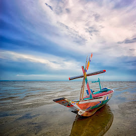 prahu by Didit Aryono - Transportation Boats