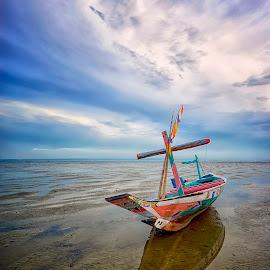 prahu by Didit Aryono - Transportation Boats