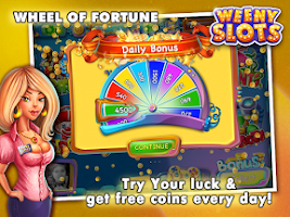 Screenshot of Weeny Slots