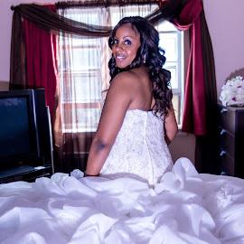 by Stevenson Martin - Wedding Bride