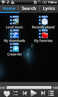 Screenshot of MP3 Downloader