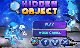Screenshot of Hidden Object