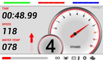 Screenshot of RBR Dash Racing