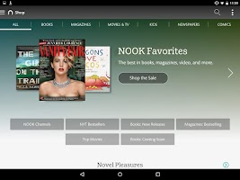 Screenshot of NOOK: Read eBooks & Magazines
