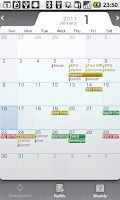 Screenshot of Schedule St.(Free Day Planner)