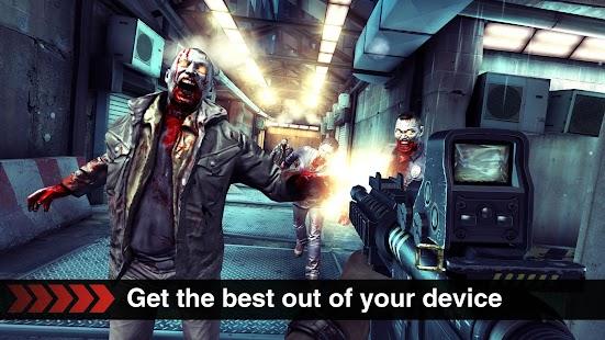 APK Game DEAD TRIGGER for BB, BlackBerry