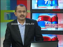 Screenshot of Asianet News Shows