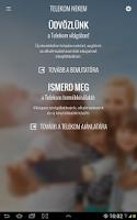 Screenshot of Telekom Nekem