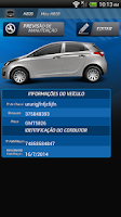 Screenshot of Meu Hyundai HB20