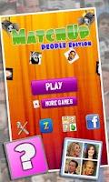 Screenshot of MatchUp People