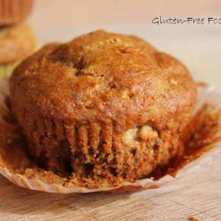 Gluten Free Banana Muffins ~ Sugar and Dairy Free