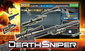 Screenshot of Death Sniper