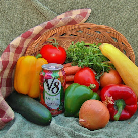 All in one little can. by Carolyn Kernan - Food & Drink Fruits & Vegetables (  )