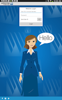 Screenshot of Wescom Credit Union Mobile