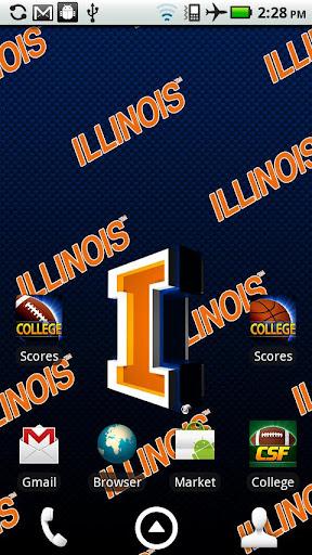 Illinois Live Wallpaper HD